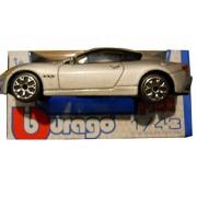Maserati Gran Turismo Silver Street Fire Series 1/43 By Bburago 11530