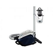 Bosch BGS5ALL1 Relaxx'x ProSilence - Aspirador sin bolsa AAA silencioso, tecnología SensorBagless, 700 W, autolimpieza de filtro SelfClean, color azul marino