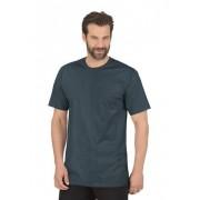 Trigema Herren T-Shirt 100% Baumwolle Größe: S Material: 100 % Baumwolle, Ringgarn supergekämmt Farbe: anthrazit