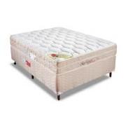 Colchão Orthocrin Pocket Radiance Square Bege - Colchão Queen Size-1,58x1,98x0,24-Sem Cama Box