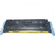 Тонер касета за Hewlett Packard Q6002A CLJ 2600, Yellow (Q6002A) - NT-C6002F - G&G