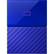 HDD extern WD My Passport Ultra NEW, 2TB, 2.5, USB 3.0, blue