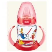 NUK Donald Duck Biberon PP 150ml+Toarte