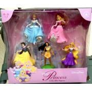 Disney Theme Park Princess Collectible Figure Playset NEW Rapunzel Pocahontas Cinderella Aurora Snow White by Disney