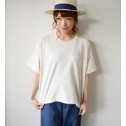 GILDAN: ビッグショートTEE(off white)【シップス/SHIPS Tシャツ・カットソー】