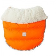 7AM Enfant Lamb Pod Cover for Strollers and Car-Seats Neon Orange Medium/Large