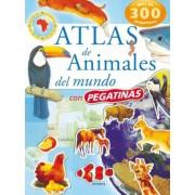 Atlas de animales del mundo/ Atlas of World Animals by AA.Vv.