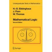 Mathematical Logic by H-. D. Ebbinghaus