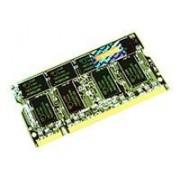 Transcend - DDR - 512 Mo - SO DIMM 200 broches - 333 MHz / PC2700 - CL2.5 - 2.5 V - mémoire sans tampon - non ECC