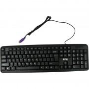 Tastatura PHKB-P615US-AC01A, PS/2, Negru
