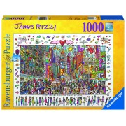 Ravensburger puzzle times square, 1000 piese
