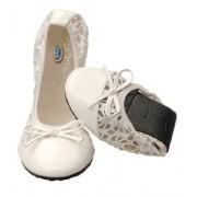 Scholl Pocket Ballerina Branco Tam. 39/40