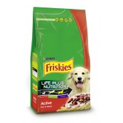 Friskies Active Dog Duo Carne - 500g