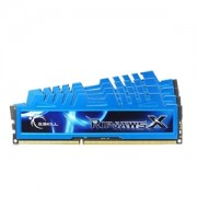Memorie G.Skill RipJawsX 16GB (4x4GB) DDR3 PC3-12800 CL9 1.35V 1600MHz Intel Z97 Ready Dual/Quad Channel Kit, F3-12800CL9Q-16GBXM