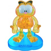 Crystal puzzle 3d garfield: 34-delig