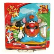 Mr Potato Head Pals 2-in-1 Sport Spuds Soccer Player/Skateboarder