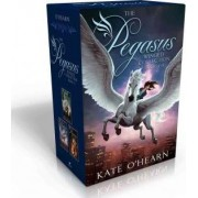 The Pegasus Winged Collection Books 1-3 by Kate O'Hearn
