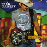 Brad Paisley - American Saturday Night (0886974735229) (1 CD)