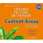 Oxford Picture Dictionary for the Content Areas: Class Audio CDs (6) by Dorothy Kauffman Ph.D.