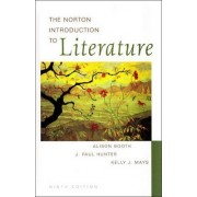 The Norton Introduction to Literature by Professor of English Alison Booth