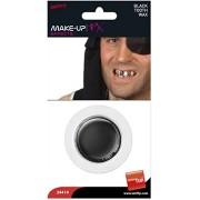 Teeth make-up for Halloween (disfraz)