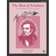 The Best of Schubert (for String Quartet or String Orchestra) by Paul Paradise