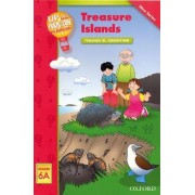 Up and Away Readers: Level 6: Treasure Islands by Terence G. Crowther