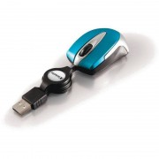 Mouse Verbatim 49022 Go Mini Travel albastru
