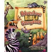 Adventure Bible Storybook by Catherine DeVries