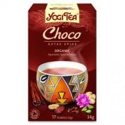 YOGI TEA (herbatki) HERBATKA CZEKOLADOWA CHOCO Z KAKAO BIO (17 x 2,2 g) 37,4 g - YOGI TEA
