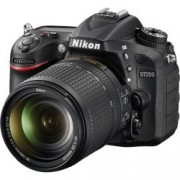 Digital Camera D7200 Kit 18-140mm VR