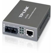 MEDIA CONVERTOR RJ-45100MBPS LA FIBRA SC MULTI MODE 100MBPS, TP-LINK MC100CM