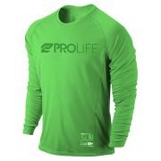 Camisa Prolife para Jet Ski Proteção Solar Verde