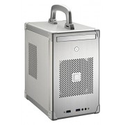 Lian Li PC-TU100 Mini-Tower Argento