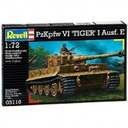 Revell Germany PzKpfw IV Tiger I Ausf E Model Kit
