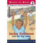 Jackie Robinson and the Big Ga by Dan Gutman