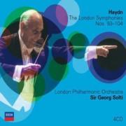 J. Haydn - London Symphonies (0028947555124) (4 CD)