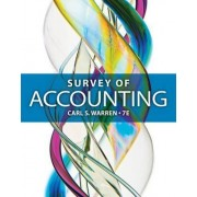 Survey of Accounting by Carl Warren