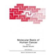 Molecular Basis of Human Cancer by Claudio A. Nicolini