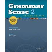 Grammar Sense: 2: Student Book with Online Practice Access Code Card by Cheryl Pavlik