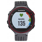 Garmin Forerunner 235 WHR Armband apparaat rood/zwart 2017 Activity trackers