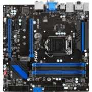 Placa de baza MSI Z97M-G43 Socket 1150