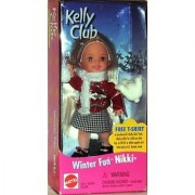 Barbie Kelly Club Winter Fun Nikki