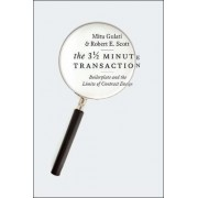 The Three and a Half Minute Transaction by Mitu Gulati
