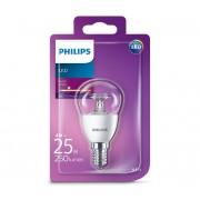 Bec LED Philips E14/4W/230V - LUSTER clar