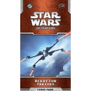Star Wars the Card Game: Ready for Takeoff Force Pack