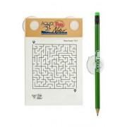 Aqua Fun Notes Waterproof Fun Maze Pad
