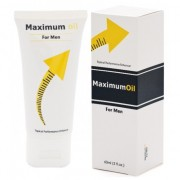 MAXIMUM OIL FOR MEN LUBRICANTE PARA LAS ERECCIONES