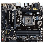MB, GIGABYTE B150M-D3H /Intel B150/ DDR4/ LGA1151