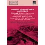 Designers' Guide to Eurocode 8: Design of Buildings for Earthquake Resistance by Ezio Faccioli